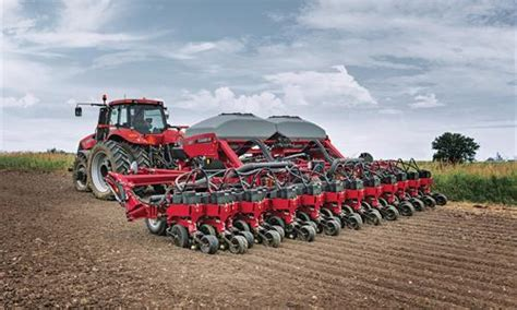 Agco Planters by New Planter Configurations From Ih Agco Deere