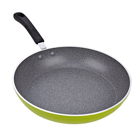 large induction frying pan cook n home 12 inch frying pan with non stick coating import it all