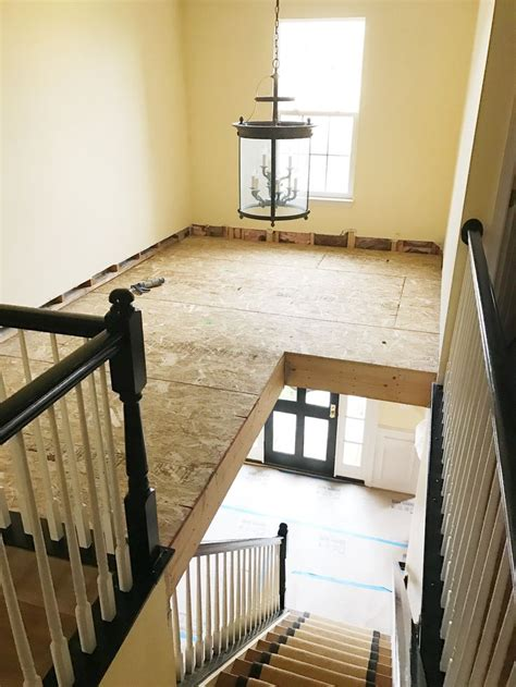2 story foyer conversion best 25 two story foyer ideas on 2 story