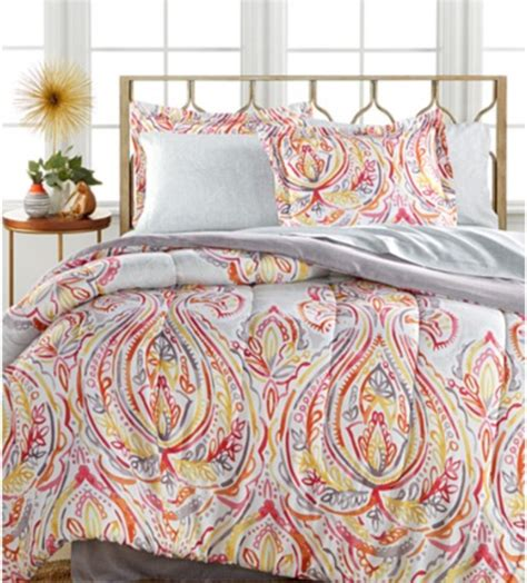 macys bedding eight piece bedding ensemble sets as low as 16 99 reg 100