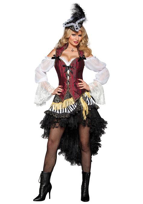 pirate costume high seas pirate costume