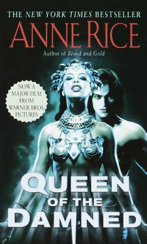 film the queen of the damned queen of the damned images movie adaptation book cover