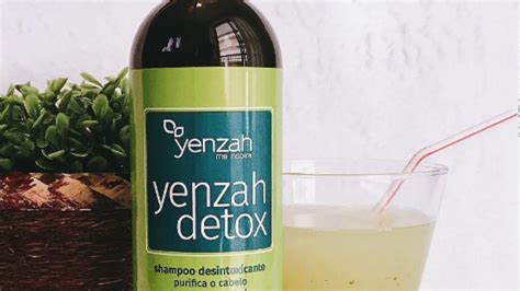 Chic Republic Detox Wash by Detox Shoo Desintoxicante Yenzah Chic Mix