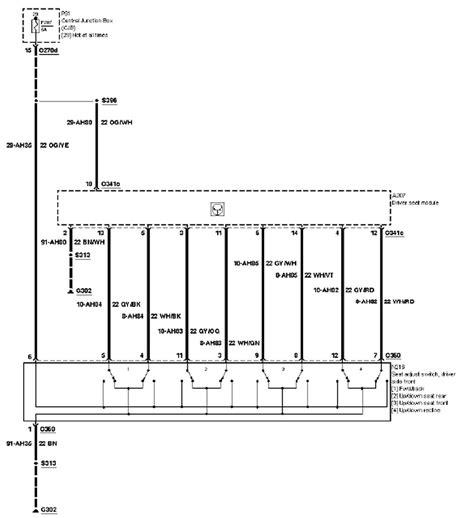 wiring diagram 2002 ford explorer memory seats get free