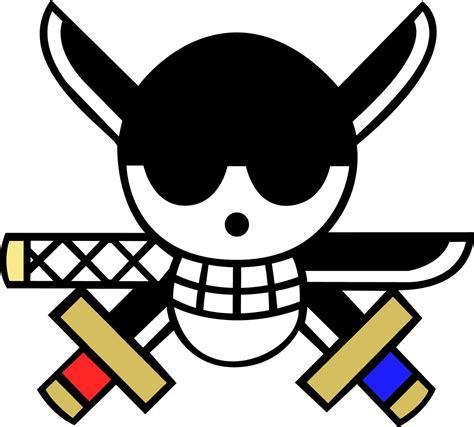 one piece flag tattoo logo one piece vector clipart best
