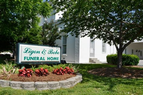florists and local information ligon bobo funeral home
