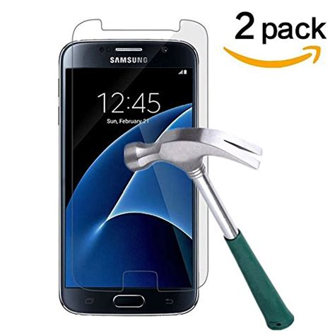 Samsung Galaxy S7 Lp Tempered Glass Antigores tantek hd ultra clear tempered glass screen protector for import it all