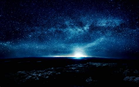 starry night wallpapers first hd wallpapers starry night sky wallpapers wallpaper cave