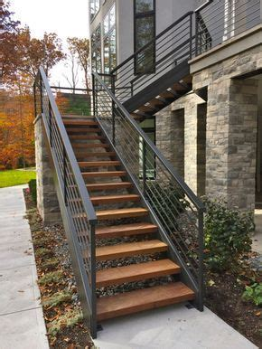 Treppe Modern 4704 by Finelli Architectural Iron And Stairs Custom Handmade