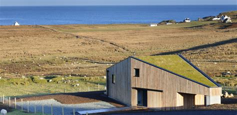 grass roof house design 5 exles of living green roofs grass turf and succulent sedums homeli