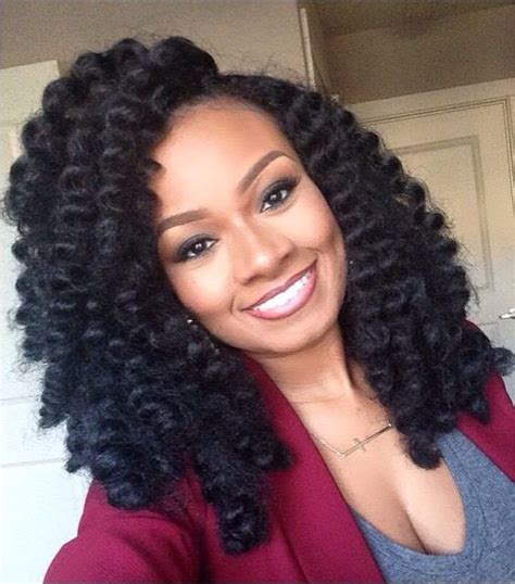 best hair for crochet styles hair style of the week crochet braids kamdora