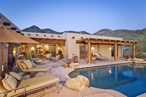 Southwest Style Homes Southwest Style Homes 15 Photo Home Building Plans