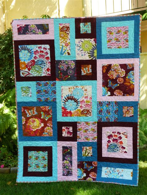 Quilts With Large Scale Prints 10 best images about large scale print quilts on