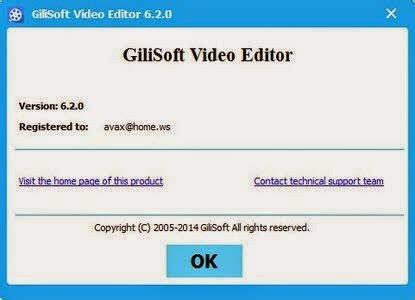 Gilisoft Editor gilisoft editor 6 2 0 with and serial key my cracked