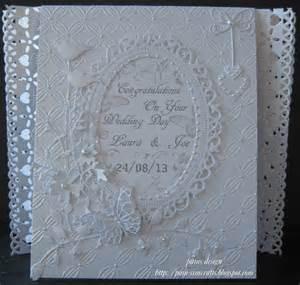 pamscrafts wedding card