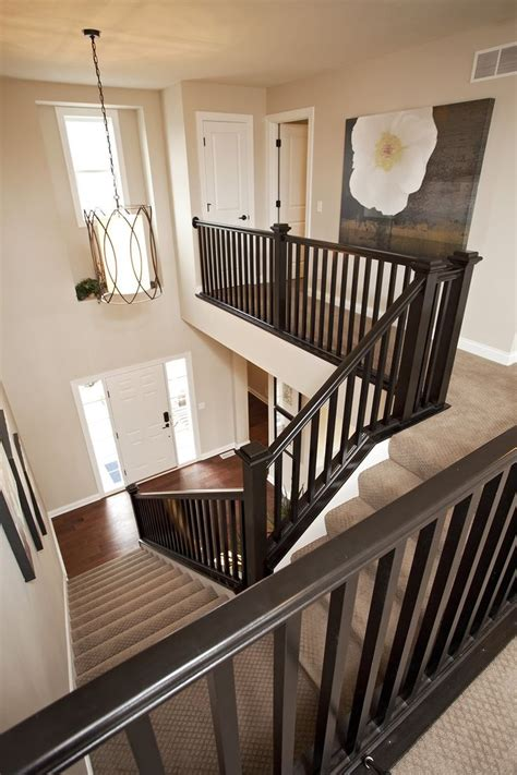 ideas for painting stair banisters 25 best ideas about painted stair railings on pinterest