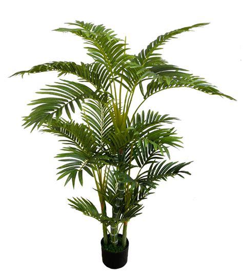 kunstpalme aussenbereich arekapalme deluxe 130cm da kunstpalmen k 252 nstliche palmen