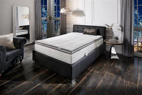 schlaf gut matratzen kaltschaum topper schlaf gut premium tks 7 loch faser