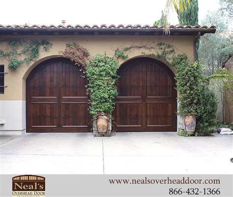 spanish style garage spanish style custom garage doors designs and