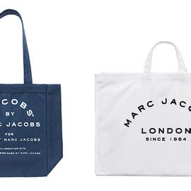 Marc By Marc Safety Net Cotton Shopper by Marc By Marc Cotton Tote Sumally サマリー