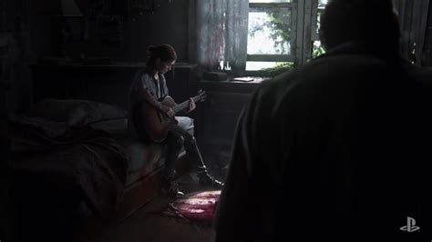 The Last 2 you play as ellie in the last of us 2