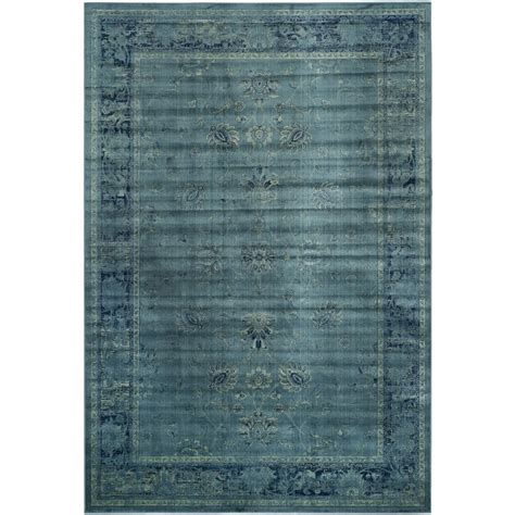 safavieh vintage turquoise viscose rug safavieh vintage turquoise viscose rug 8 x 11 2
