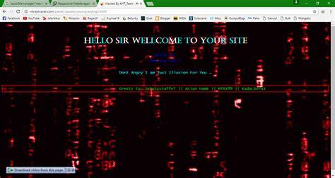 tutorial deface lewat hp belajar deface web dengan dialog php just info