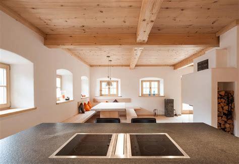 Küche Landhausstil Holz by K 252 Che Tapete Landhaus