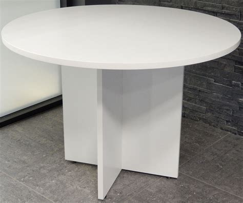 White Meeting Table White Conference Tables 8 Length See Other Sizes