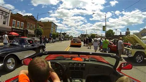 Auto Biber by Happy Days Car Cruise 2014 Beaver Falls Pa Drive Thr