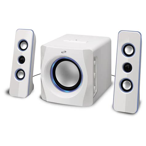 ilive bluetooth speaker system ihb23w the home depot