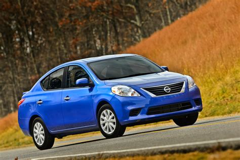 nissan versa 2014 2014 nissan versa reviews and rating motor trend