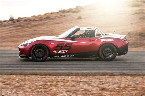 mazda mx series 2016 mazda miata to race in global mx 5 cup motor trend wot