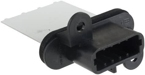 hvac blower motor resistor airtex 4p1650 fits 05 15 toyota tacoma 4 0l v6