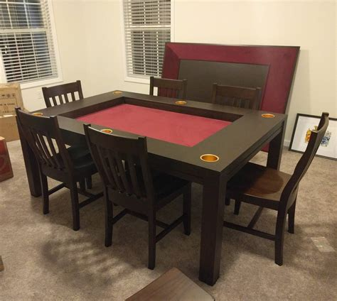 Gaming Table by Dining Table One Table For Everyday Dining And