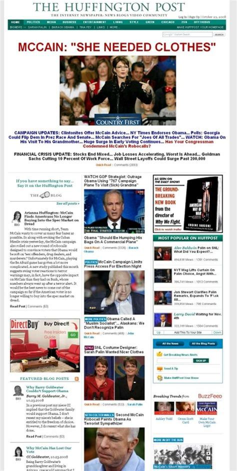 single post page template newspaper website design trends and exles smashing