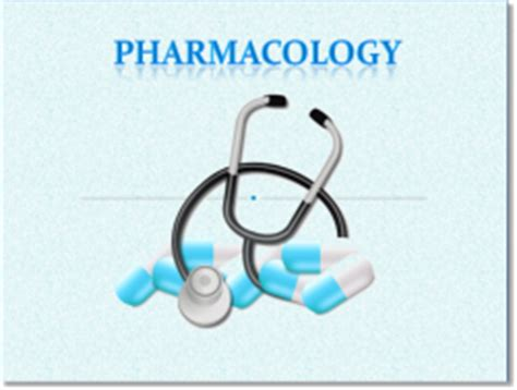 pharmacology powerpoint templates free powerpoint templates