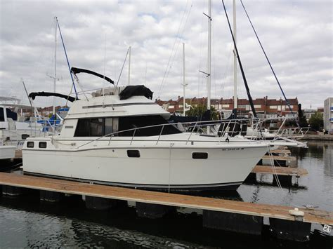 sides of a boat aft carver boats 3207 aft cabin boat for sale from usa