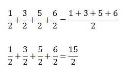 suma y resta de fraccionarios para nios de tercer grado 2 suma y resta de fracciones heterog 233 neas aula virtual