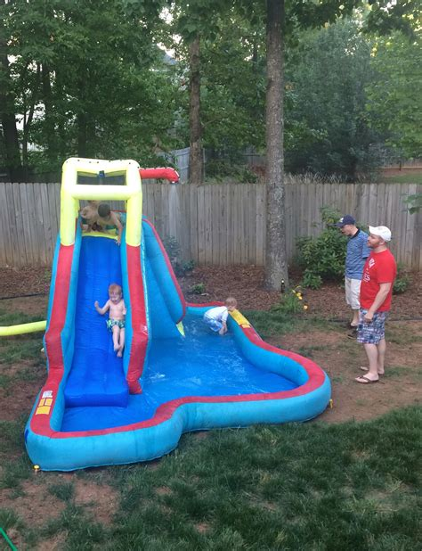 best backyard water slide best backyard water slides 28 images the only surfing