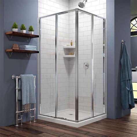 Shower Door Corner Best 25 Corner Shower Doors Ideas On Corner Showers Corner Showers Bathroom And