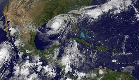 imagenes satelitales tormenta erika no ha terminado la temporada de huracanes arabuko