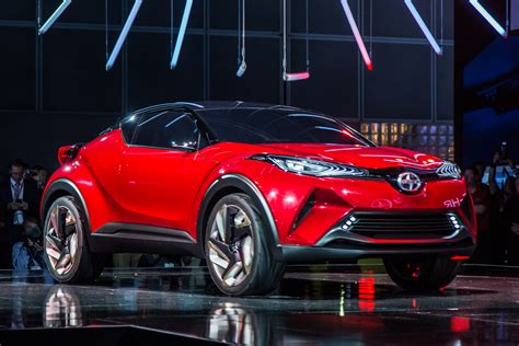 the scion c hr concept is badge engineered relevance