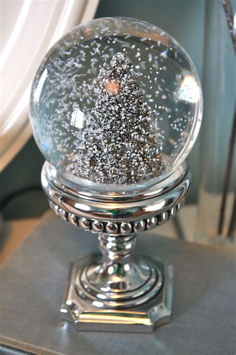 so pretty snowglobes pinterest