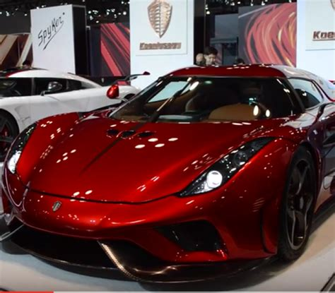 koenigsegg regera key koenigsegg regera show off mode demo video dpccars
