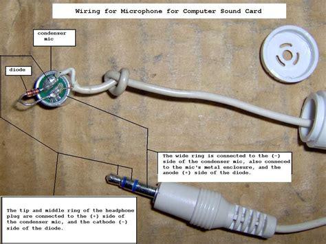 usb microphone wiring diagram wiring diagrams repair