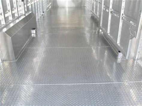 Aluminum Flooring And Livestock Trailer Purchasing 101 Part 4