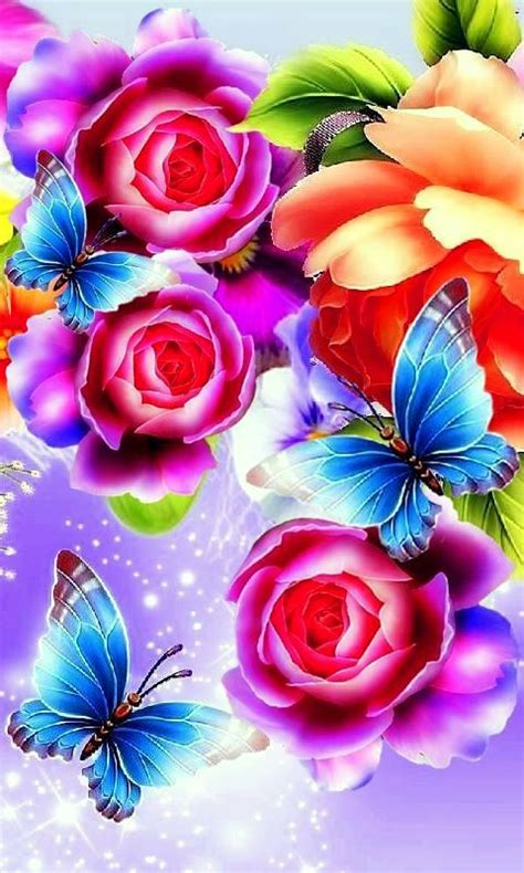 flower wallpaper hd for android flower animated hd android wallpaper for mobile