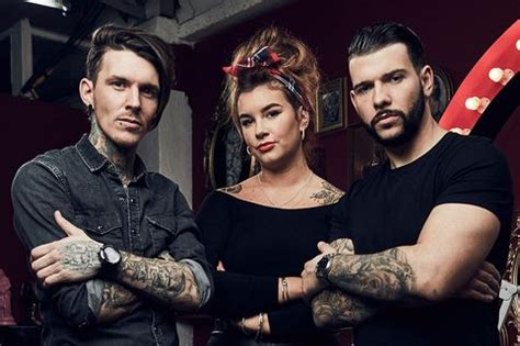phil drag queen tattoo fixers tattoo fixer sketch devastates transgender model after