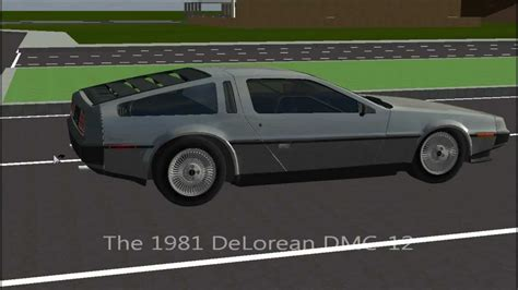 Ferrari 4 T Rig by Delorean For Rigs Of Rods Youtube